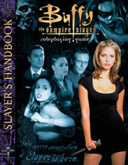 Buffy Slayers Handbook