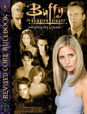 Buffy Revised corebook